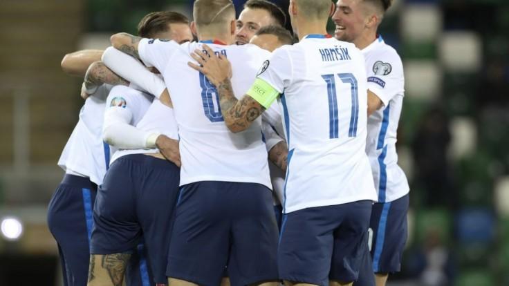Slovenskí futbalisti sa prebojovali na ME, zvíťazili po predĺžení