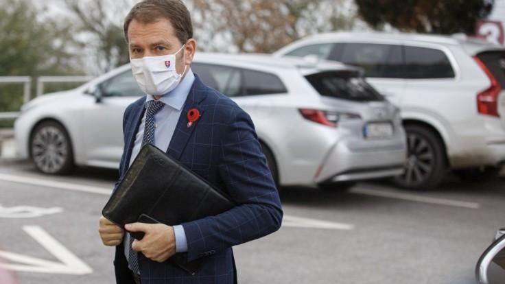 Premiér sa opäť pustil do Sulíka. Pochoval plány na otváranie?