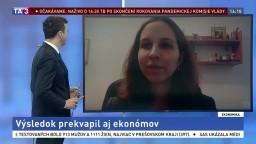 Analytička Slovenskej sporiteľne K. Muchová o Slovenskej ekonomike