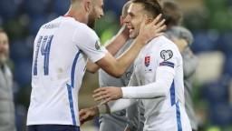 Bojovali srdcom, reagovali osobnosti futbalu na postup Slovákov