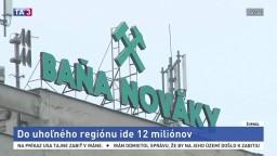 Štát podporí zamestnanosť na hornej Nitre, investuje milióny eur