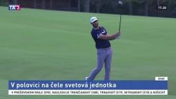 V polovici golfového Masters je na čele svetová jednotka