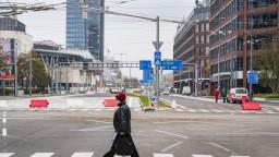 Mlynské nivy sa opäť otvárajú, dopravných obmedzení ubudne