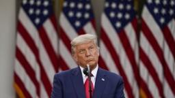 Trump pripustil Bidenovo víťazstvo, potom sa však rýchlo opravil