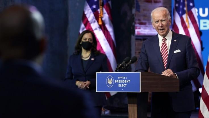 Biden vyzval Trumpa, aby spoločne bojovali proti pandémii