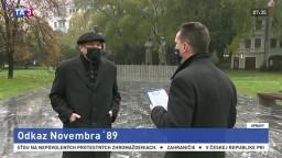 Bývalý disident F. Mikloško o odkaze Novembra 1989
