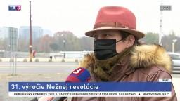 Etnologička K. Nádaská o význame Nežnej revolúcie