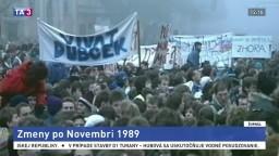 Politológ J. Kubáček o zmenách v Československu po Novembri