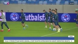 Naši futbalisti ukončia trojzápasový kolotoč zápasom s Českom