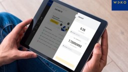 Startup WEXO napreduje. Vývojári pridali nové kryptomenové páry