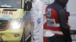 Stovky mŕtvych pacientov. Poľsko hlási najtragickejší deň pandémie