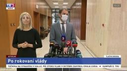 TB premiéra I. Matoviča po rokovaní vlády