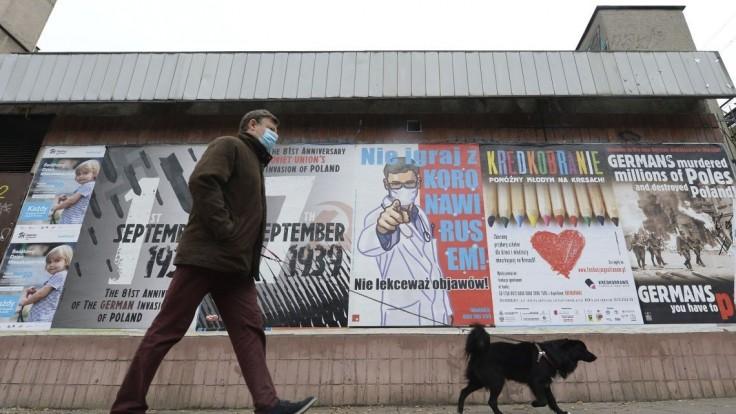 Stovky mŕtvych za jediný deň. Poľsko hlási nový smutný rekord