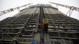 V Bratislave postavili najvyššiu obytnú budovu na Slovensku