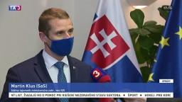 M. Klus o tom, čo znamená veto Maďarska a Poľska