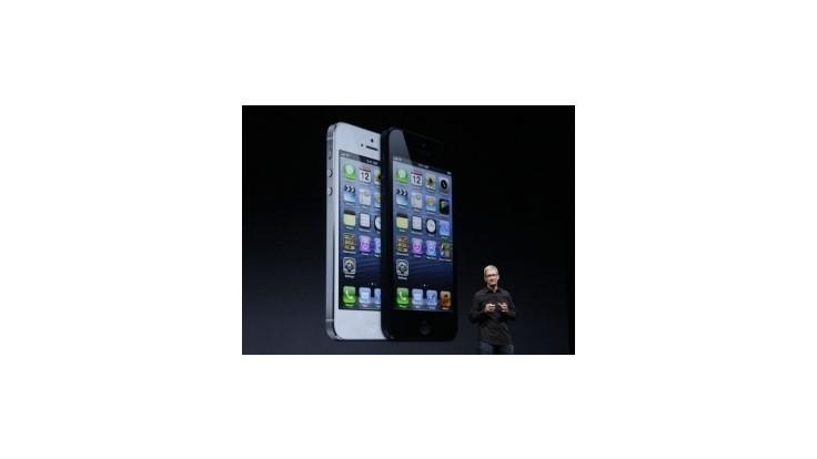 Dopyt po novom IPhone 5 prekonal rekordy