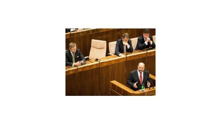 Šéf Európskeho parlamentu na Slovensku: Sme osudovo prepojení
