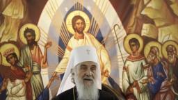 Kázal v plnom kostole a nakazil sa. Zomrel srbský patriarcha