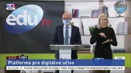 TB ministra B. Gröhlinga o platforme pre digitálne učivo