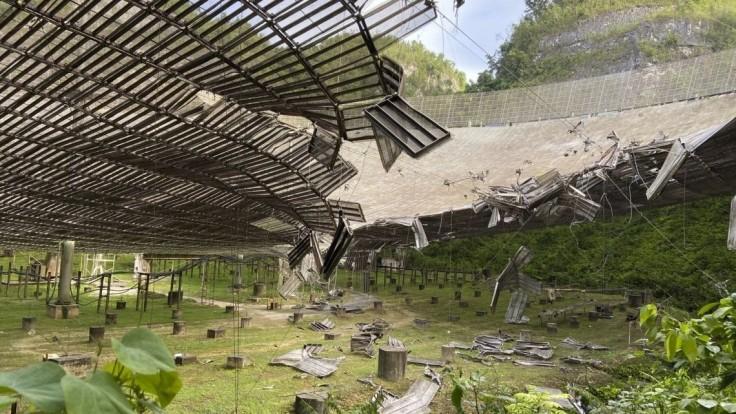Gigantický teleskop v džungli hľadal mimozemšťanov. Končí