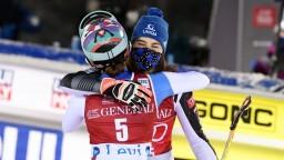 Vlhová zatiaľ nepozná porážku, ovládla aj druhý slalom sezóny