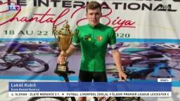 Kubiš vybojoval v Kamerune druhé miesto, získal zelený dres