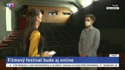 Organizátor D. Hronec o filmovom festivale Be2Can