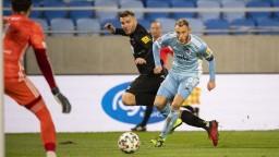 Slovan je naďalej lídrom ligy, po góle Strelca zdolal Zlaté Moravce