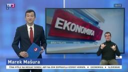 Ekonomické správy z 23. novembra