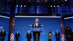 Sme pripravení viesť svet, odkázal Biden. Predstavil ďalších ľudí