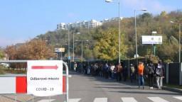 Na Slovensku sa nakazilo už vyše 100 000 ľudí. Pribudli i obete