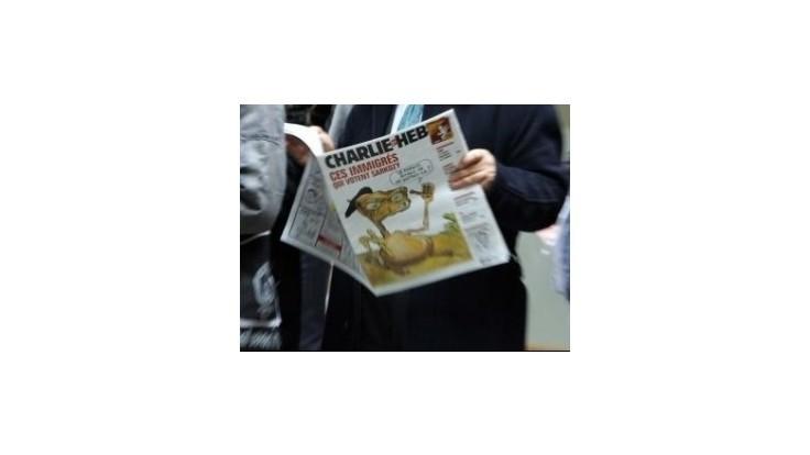 Francúzsky týždenník uverejnil karikatúry proroka Mohameda