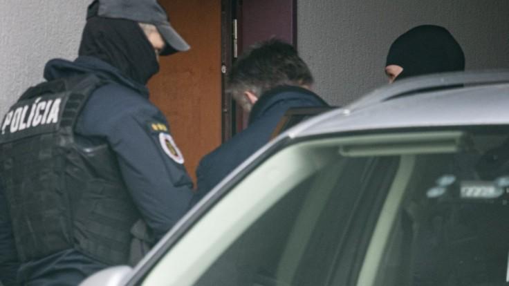 Sudca rozhodol o väzbe pre bývalého šéfa kontrarozviedky SIS