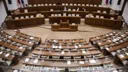 Parlament rokoval aj o rezervách v rozpočte, poslanci skončili skôr