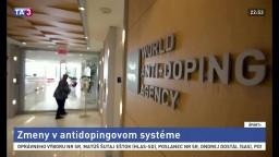 Slovensko prijalo do svojich noriem svetový antidopingový kódex