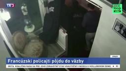Štyria policajti vo Francúzsku napadli černocha, idú do väzby