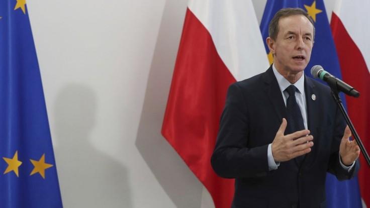 Dejiny vám to neodpustia. Šéf poľského Senátu kritizoval veto