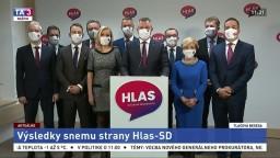 TB predsedu strany Hlas-SD P. Pellegriniho po ustanovujúcom sneme