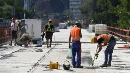 Orlovský most opravia skôr, otvorenie úseku je pre vodičov úľavou