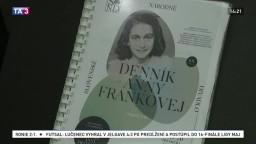 SND uvedie premiéru opery Denník Anny Frankovej
