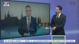 ŠTÚDIO TA3: D. Vozdecký o uvoľňovaní opatrení v Česku
