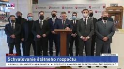 TB predsedu Smeru-SD R. Fica o rozpočte i zadržaní Haščáka