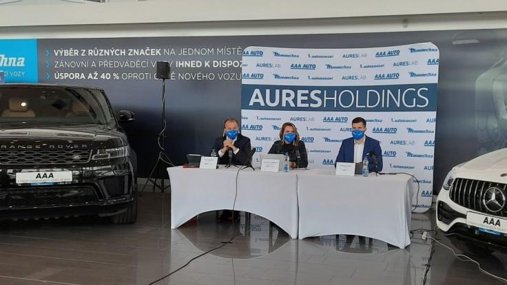 AAA AUTO si udrží piaty najlepší predajný výsledok v histórii, aj po druhej vlne pandémie