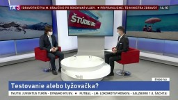 ŠTÚDIO TA3: Prezident SACKA R. Berkes o cestovnom ruchu počas pandémie