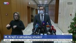 TB M. Krajčího o exekučnej imunite nemocníc i epidemiologickej situácii