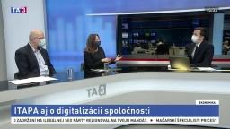 HOSTIA V ŠTÚDIU: M. Havrilová a M. Ivantyšyn o konferencii ITAPA