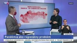 Problémové sú regióny. Pozrite si predikciu vývoja pandémie