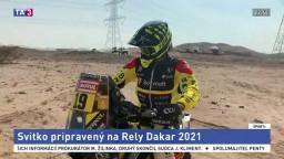 Svitko je na Rely Dakar pripravený, čakajú ho viaceré novinky