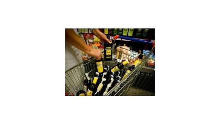 Brusel žiada od Prahy zákaz vývozu alkoholu