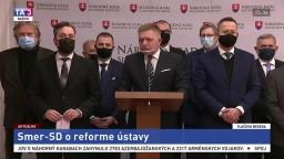 TB predsedu Smeru-SD R. Fica o reforme Ústavy SR
